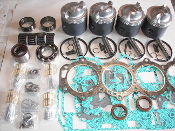 TSM Performance TS 100-205-90 Powerhead Rebuild Kit Force L-Drive 4 cylinder 120LD & 125LD Engines 1989-1991