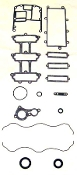 New Complete Overhaul Gasket Kit Mercury 70-115hp 3 Cylinder DFI 500-207 Replaces; 27-879855A04