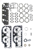 New Complete Overhaul Gasket Kit Mercury 80-125hp L4 Cylinder 1994-1998 500-210 Replaces; 27-13461A90