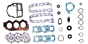 New WSM Overhaul Gasket Kit for Yamaha 40-50hp 2 Strokes 1995 & Up 500-316 Replaces; 63D-W0001-00-00