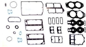 New WSM Complete Overhaul Gasket Kit for Yamaha 115-130hp V4 2 Stroke 1984 & Up 500-340 Replaces; 6E5-W000-01-00, 6F3-W0001-04-00, 6F3-W0001-A4-00