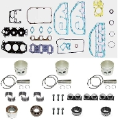 Powerhead Rebuild Kit Johnson & Evinrude 75hp 3 Cylinder Engines 1986 thru 1988 Professional Series PHK-104-30