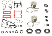 Powerhead Rebuild Kit Evinrude E-Tech 40 thru 65hp 2004 & Up Professional Series Complete Powerhead Rebuild Kit PHK-126-STD