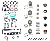 Powerhead Rebuild Kit Force L-Drive 4 Cylinder 120LD & 125LD Engines 1989 thru 1992 PHK-205-70 Professional Series