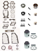 Powerhead Rebuild Kit Chrysler Force 2 Cylinder 40-55hp 1970-1984 PHK-3167-STD Professional Series