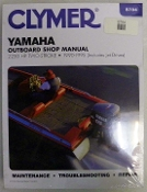 Service Manual Yamaha 2-250hp Two-Stroke 1990-1995 By Clymer TS B784