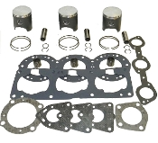 Top End Rebuild Kit Kawasaki 900 all Models except STX 010-840-10P Replaces;13001-3720,13033-3702,13001-3720