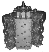 Remanufactured Powerhead for Yamaha 175hp, P175hp & S175hp 2.6 Liter V6 1996-2000 TS 64D-PS175 Replaces;6D4-W0090-11-4D