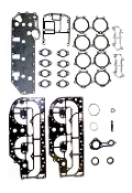 New Complete Overhaul Gasket Kit Mercury 100-125hp L4 Cylinder 500-208 Replaces; 27-13461A99