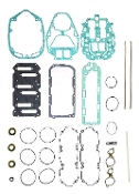 New Complete Overhaul Gasket Kit Mercury V6 135-175hp DFI & EFI Models with Horizontal Reeds and O-Ring Type Cylinder Heads 2000 & Up 500-222 Replaces; 27-814754A00