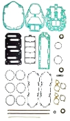 New Complete Overhaul Gasket Kit Mercury V6 135-225hp EFI Fuel Injected Models with Horizonal Reeds and O-Ring Type Cylinder Heads 1999 & Up 500-230 Replaces; 27-815791A00