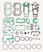 New Complete Overhaul Gasket Kit for Mercury 15-25hp 2 Cylinder 1983-2004 500-198 Replaces; 27-41499A87