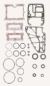 Complete Overhaul Gasket Kit for Johnson & Evinrude 40-65hp 2 Cylinder E-Tec 2008 & Up 500-126-01 Replaces; 5005907