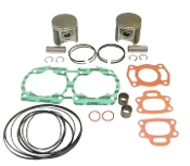 Top End Rebuild Kit Sea Doo 650cc 1993 & Up  010-816-10P Replaces;290886545, 13033-1010