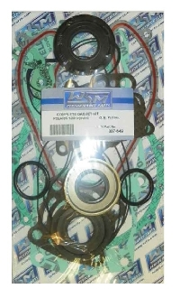 Complete Gasket Kit for Polaris 1200cc MSX 140 Fuel Injected 2003-2004 007-649