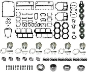 Powerhead Rebuild Kit Johnson & Evinrude V6 Crossflow Engines 150 thru 200hp 1985-1992 PHK-110-70 Professional Series