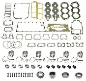 Powerhead Rebuild Kit Johnson & Evinrude V6 Crossflow Engines 235hp 1977-1979 PHK-110-80 Professional Series