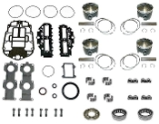 Powerhead Rebuild Kit Johnson & Evinrude Ficht FFI Injected V4 90-115hp 60 Degree Loop Charged Engines 1999 thru 2006 PHK-133-STD Professional Series