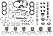 Powerhead Rebuild Kit Johnson & Evinrude Loop Charged V6 185, 200 & 225hp 1985-1987 PHK-115-20 Professional Series