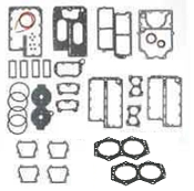 "New TSM Performance Complete Overhaul Gasket Kit for Johnson & Evinrude 85 & 100hp Crossflow Models 3.375"" Bore 18-4301-1 Replaces; 388603, 318662"