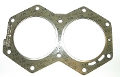 Cylinder Head Gasket Kit Johnson & Evinrude V4 Crossflow 88-140hp 1973-1998 505-08 Replaces; 318358