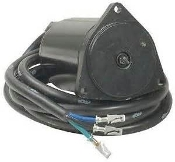 New Power Trim Motor OMC Cobra Sterndrive PH200-T056 Replaces; 0984356, 984356