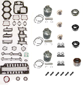 Powerhead Rebuild Kit Force L-Drive 3 Cylinder 90LD & 95LD Engines 1989-1990 PHK-205-60 Professional Series
