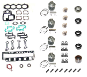 Powerhead Rebuild Kit Mercruy / Force 4 Cylinder 120 & 125hp Sport Jet Engines 1994-1995 PHK-205-95 Professional Series