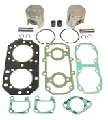 TSM Performance Top End Rebuild Kit Kawasaki 550SX 1982-1990 Professional Series 010-812-10