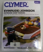 Service Manual Johnson & Evinrude 2-300hp 1991-1994 By Clymer TS B733
