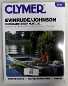 Service Manual Johnson & Evinrude 2-40hp 1973-1990 By Clymer TS B732
