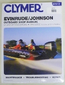 Service Manual Johnson & Evinrude 85-300hp Two-Stroke 1995-2002 By Clymer TS B737-2