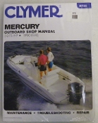 Service Manual Mercury 3-275hp 1990-1993 By Clymer TS B722