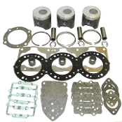 Top End Rebuild Kit Kawasaki 1100 STX DI & Ultra 130 DI 2000-2004 010-842-10P Replaces;13001-3734,13033-3704,13301-3719