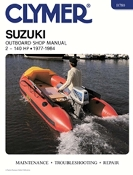 Service Manual Suzuki 2-140hp 1977-1984 By Clymer B780