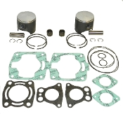 Top End Rebuild Kit Polaris 650 SL all Models 1991-1996 Professional Series 010-831-10 Replaces; 3240091, 3083216, 610801, G613, PD812375