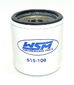 New Oil Filter for Yamaha 150-250hp Four Stroke 2002 & Up 615-100 Replaces; 69J-13440-00-00, 69J-13440-01-00, 69J-13440-03-00