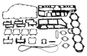 Complete Overhaul Gasket Kit for Force 150hp 5 Cylinder 1989-1994 GK-27G20749 Replaces; 27-809749A2, FG1027-2, 809749A1