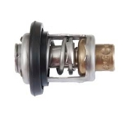 "New Thermostat for Honda BF25 A, A1 & A2 Models 2001 & Up 18-3630 Replaces;19300-ZV5-043 1-3/8"" Diameter 143 degree"