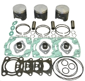 Top End Rebuild Kit Polaris 1200 all Models 1997-2002 Professional Series 010-835-20P Replaces;2201706,3584001,5411573,5830123