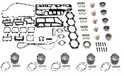 Powerhead Rebuild Kit Force 5 Cylinder 150hp Engines 1989-1990 PHK-2900-97 Professional Series