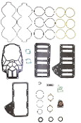 New Complete Overhaul Gasket Kit Mercury V6 3.0 Liter 200-225hp Optimax & DFI 500-244 Replaces; 27-832934A98