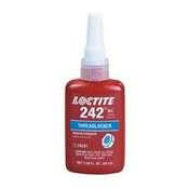 Blue Threadlocker Medium Strength Loctite 242 50 mL 013-242-02
