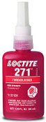 Red Threadlocker High Strength Loctite 271 50 mL 013-271-02