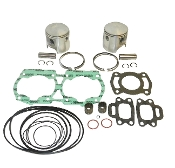 Top End Rebuild Kit Sea Doo 580cc 1988-1993 Yellow Painted Engines 010-815-20 Replaces;290996305, 420886270, 13033-1010,290886270Replaces;2201706,3584001,5411573,5830123