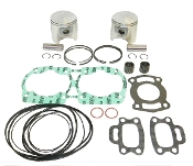 Top End Rebuild Kit Sea Doo 650cc 1993 010-816-20 Replaces;290886545, 13033-1010
