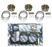 Top End Rebuild Kit Sea Doo 4 Tec 155hp  Non Supercharged 2003-2007 010-860-10P