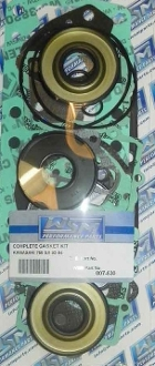 Complete Gasket Kit for Kawasaki 750cc SX 1992-1995 007-630 Replaces;13301-3707