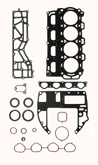 New Complete Overhaul Gasket Kit Mercury 75-115hp 4 Stroke 2011 & Up 500-336-M Replaces; 27-858732T01