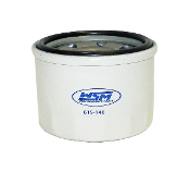 New Oil Filter Johnson & Evinrude 25-70hp 4 Stroke 1999 & Up 615-140-E Replaces;5031411,0778885